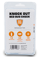 KNOCK OUT - BED BUG CHECK Bettwanzen Test